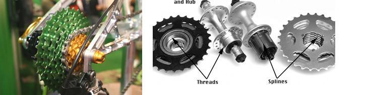 социальных как устроена кассета звезд на велосипеде состав