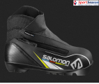 Ботинки лыжные SALOMON EQUIPE JUNIOR PROLINK(NNN)16/17 391333