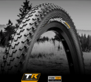 Покрышка Continental Cross King II 2.2 27.5 x 2.2 (55-584) чёр./чёр. складная, ShieldWall System