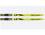 ыжи Fischer SPRINT CROWN YELLOW JR 17/18 N63317(без платформы)