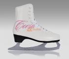 Фигурные коньки СК Ladies LUX Corso FUR Pink